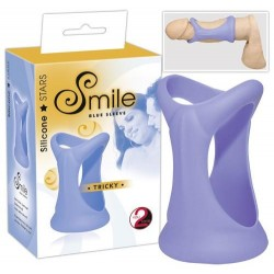 Smile Tricky Blue Sleeve